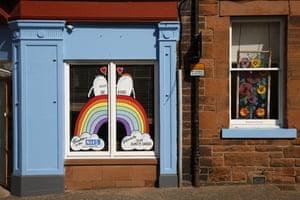 Signs of hope on Edinburgh's streets