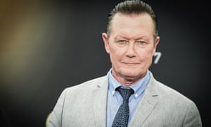 Robert Patrick: 'I was always in awe of Arnold'.