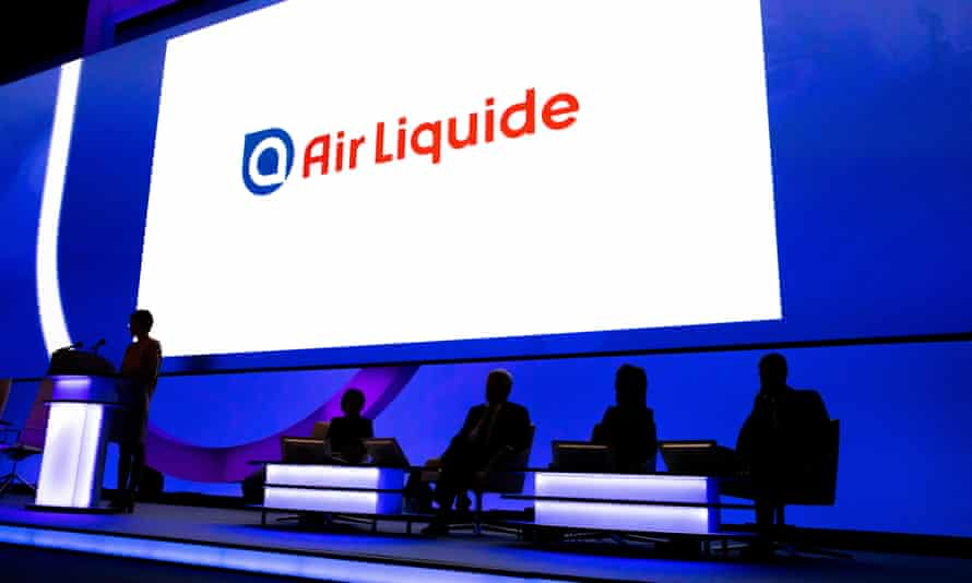 Air Liquide has faced criticism in the past.