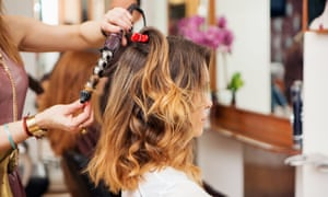 Hair styling is an industry that relies on independent contractors.