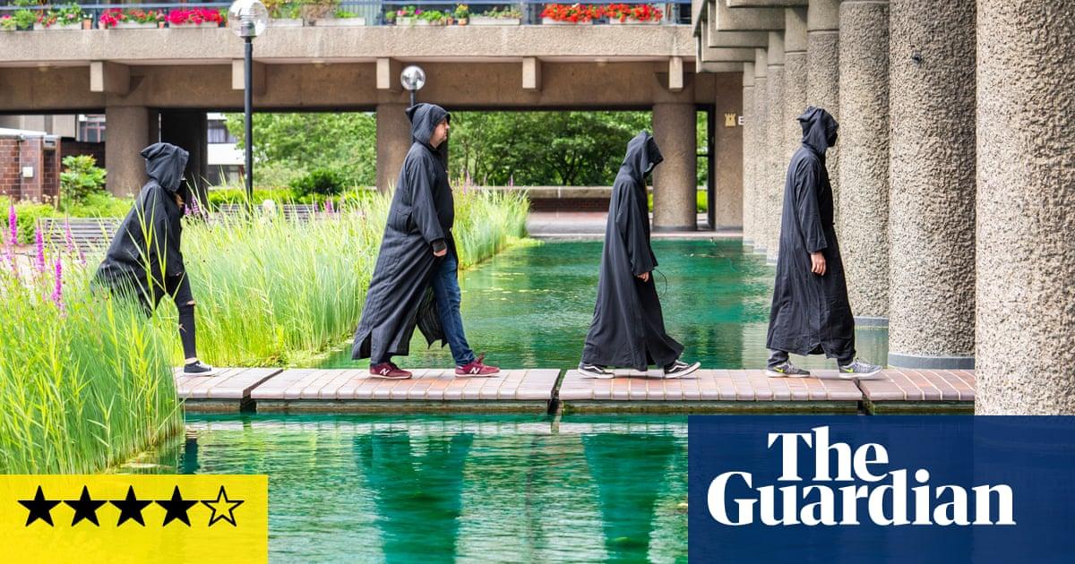 Samuel Beckett: Cascando review – existentialist stroll around the Barbican