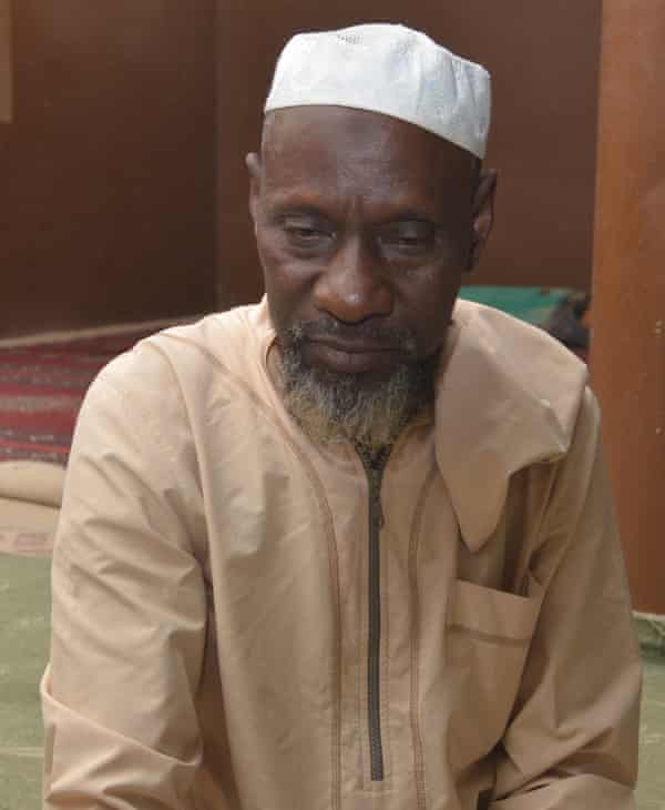 Imam Daouda Ali Maiga is a prominent religious leader in Timbuktu.