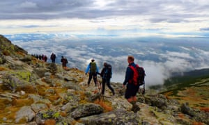 Polish Tatras Trek