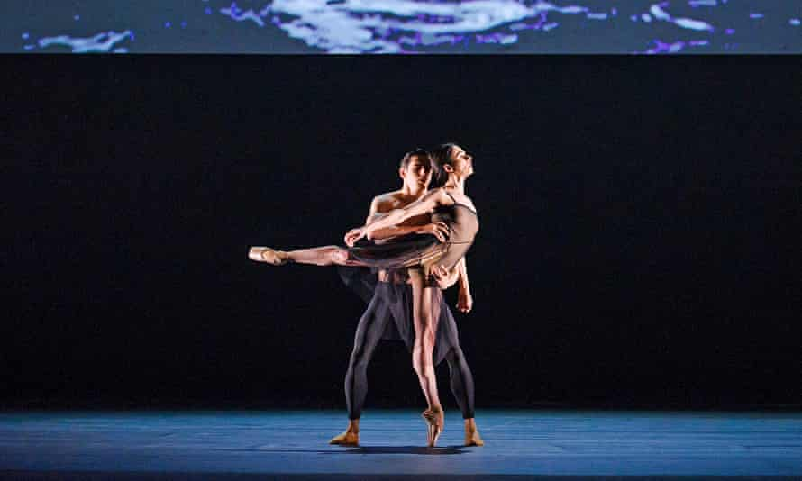 Alessandra Ferri and Federico Bonelli in Woolf Works by the Royal Ballet.