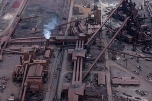 Steel – Burns Harbor, Indiana, US
