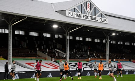 Fulham are champions in a league table that aims to stimulate debate about how England's clubs are run.