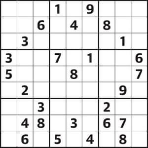 Sudoku Medium Sudoku 4,217 medium   ...