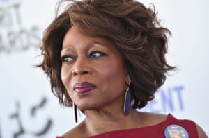 Alfre Woodard is a co-chair for Arts for Biden-Harris' arts initiative.