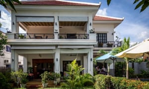 Baby Elephant Boutique Hotel Siem Reap, Cambodia.