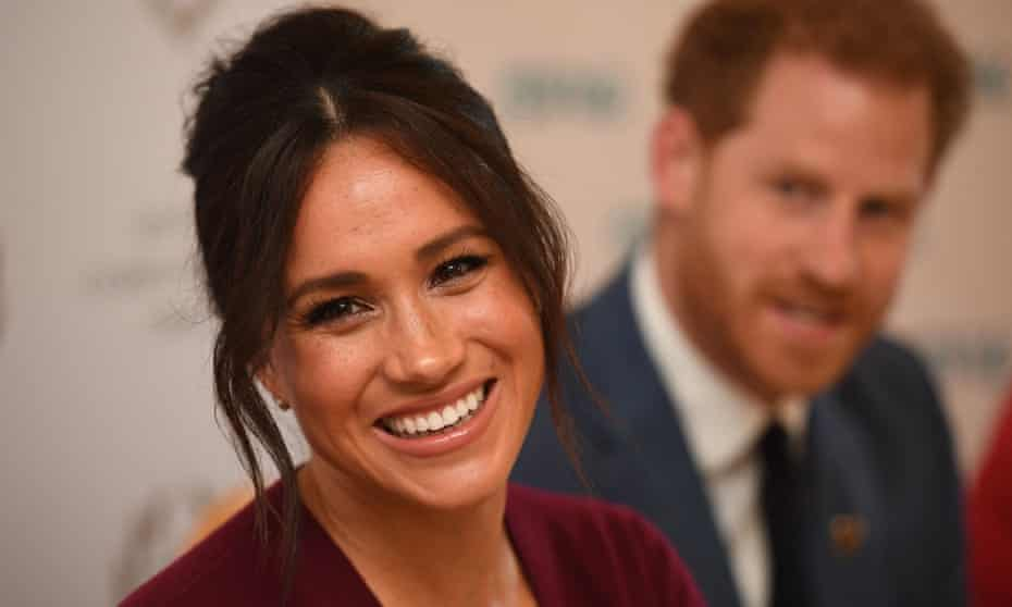 Meghan at 40: The Climb to Power.