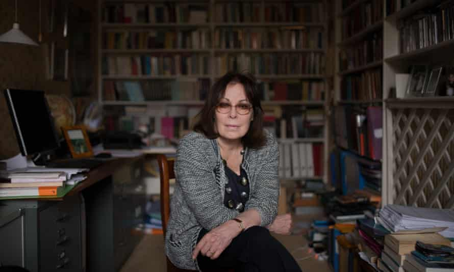 """Rose Tremain: 'I felt that being a """"woman writer"""" wasn't helping …'"""