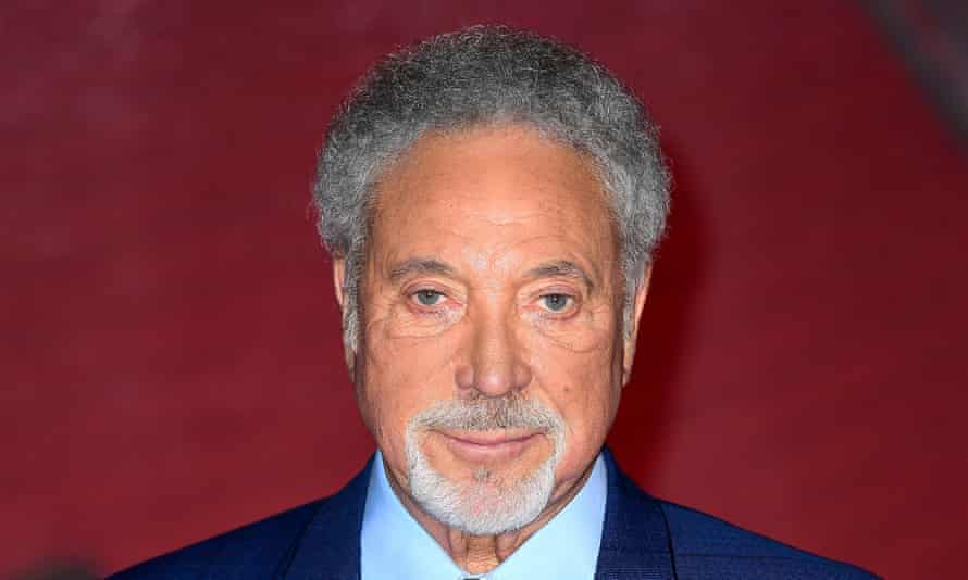 """Tom Jones: """"It was a question, and I said no thank you"""""""