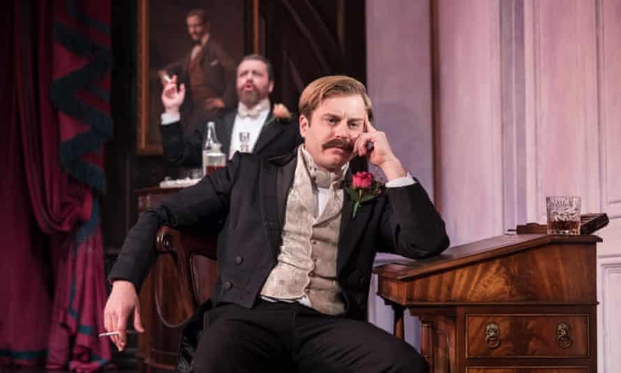 Kevin Bishop in Lady Windermere's Fan.