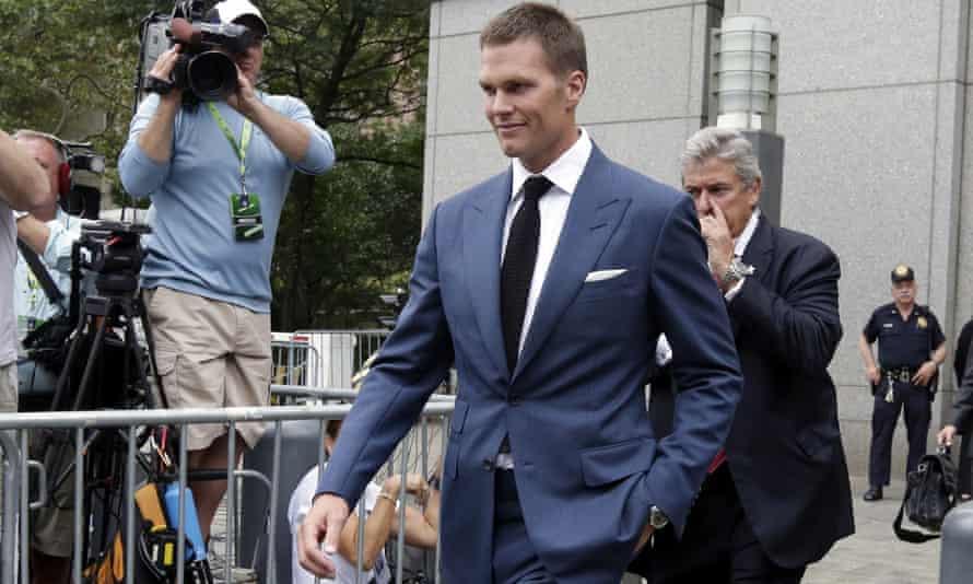 Tom Brady has won four Super Bowls with the Patriots