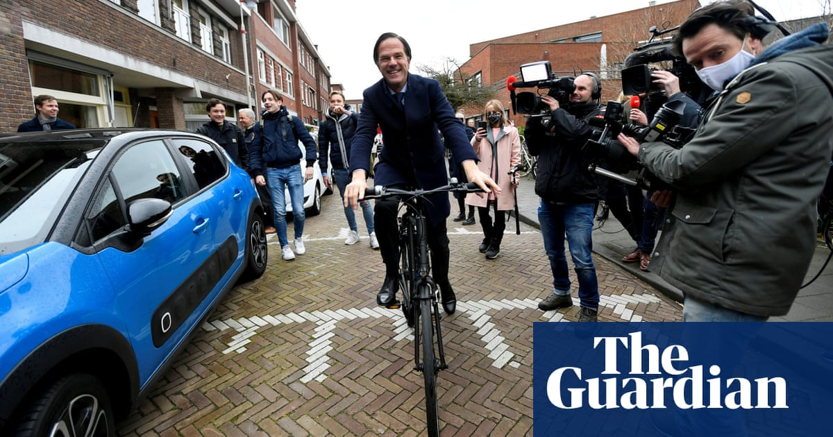 Dutch PM given extra security amid fears of drug gang attack