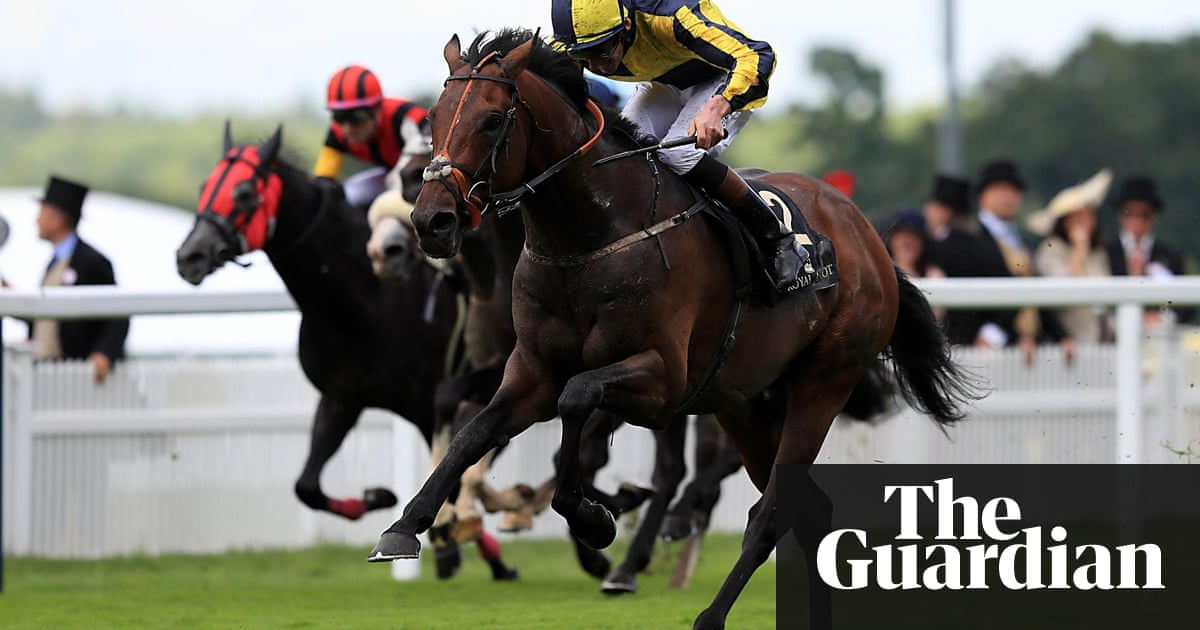 My Dream Boat Ridden By Jockey Adam Kirby Wins The Prince Of Wales Stakes
