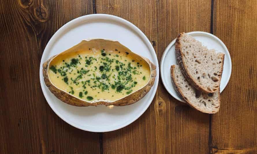 North Sea Crab - Noto soup. Image supplied Noto