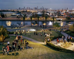 Crowd Theory Footscray, 2004