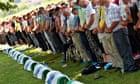 'We will haunt you': survivors mark 25th anniversary of Srebrenica massacre – video report thumbnail