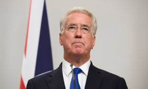 Michael Fallon resigned as defence secretary over sexual misconduct allegations.
