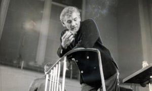 Southbank has planned a season of concerts to honour the centenary of Leonard Bernstein, seen here in 1966.