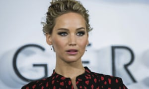 Jennifer Lawrence was among the victims of the photo hack.