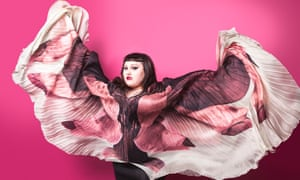 'People don't see the redneck women I knew' … Beth Ditto.