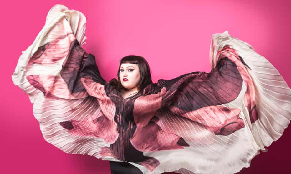 Beth Ditto - shot wed Wednesday 12 April