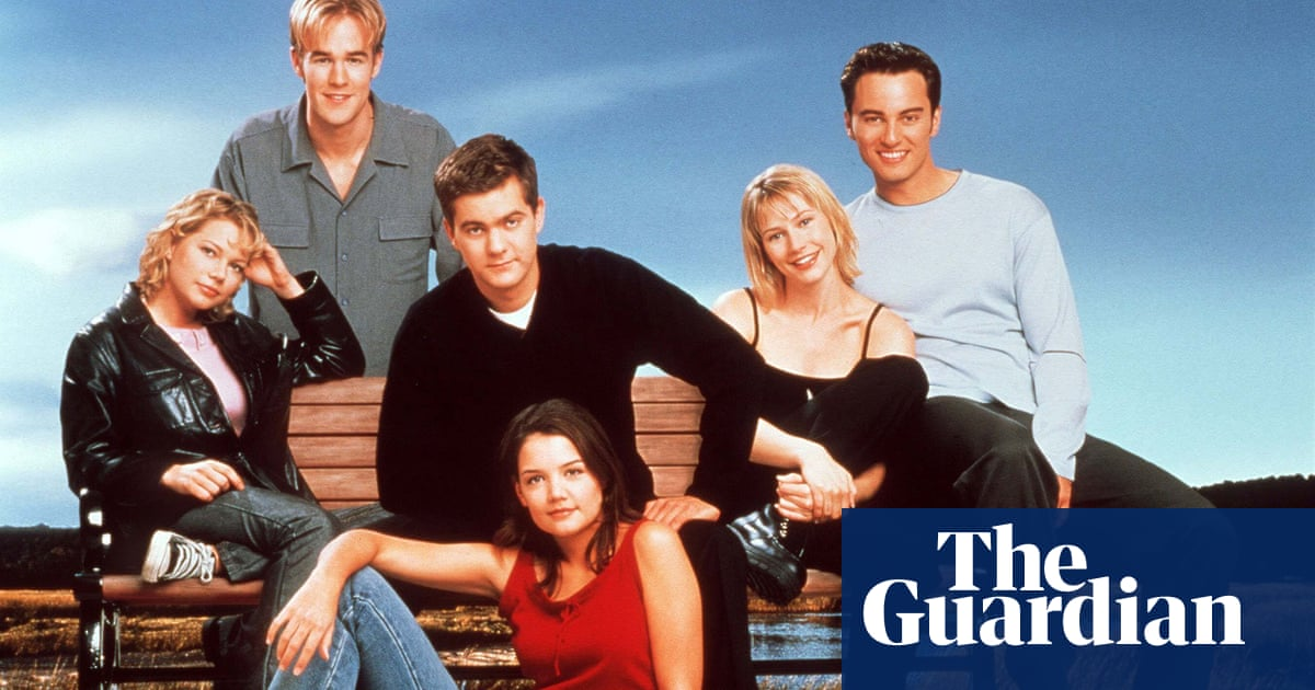 When good TV goes bad: how teen fave Dawson's Creek lost its paddle