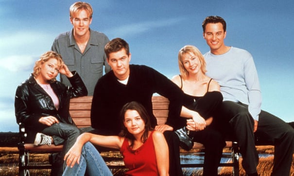 Cheers for tears! How Dawson's Creek helped teen TV get emotional