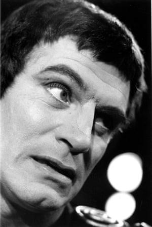 Laurence Olivier as Coriolanus in 1959