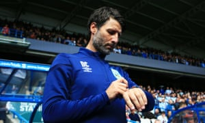 It didn't take long for Danny Cowley to get an idea of the size of his task at Huddersfield.