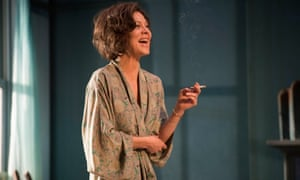 'An indelible performance': Helen McCrory in The Deep Blue Sea.