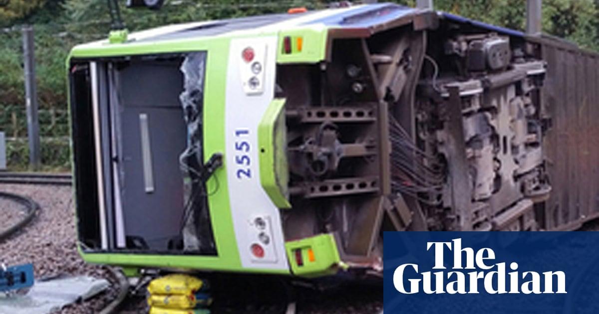 Croydon tram crash deaths were accidental, inquest rules