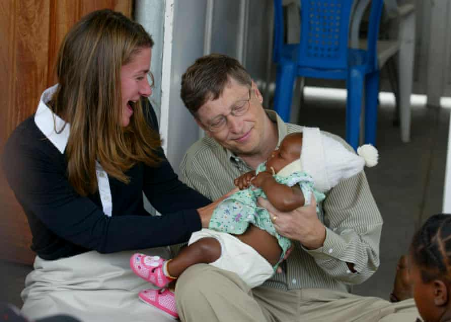 Bill and Melinda Gates have pledged to give away most of their wealth in their lifetimes.