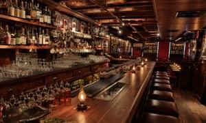 Dead Rabbit bar, New York