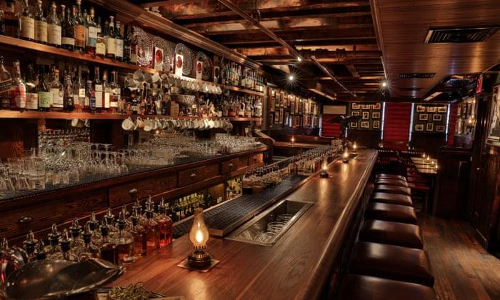 New York Subway Map Drinking Glass 16oz.10 Of The Best Irish Bars In New York Travel The Guardian