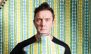 'Ticks are different to fleas, aren't they?' … Peter Serafinowicz.