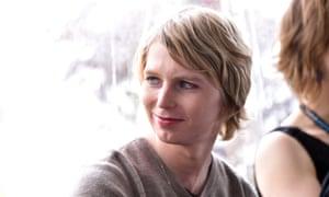 Chelsea Manning in Nantucket, Massachusetts on 17 September 2017.