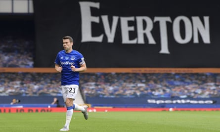 Séamus Coleman: 'We want fans back in the stadium as quickly as possible, because it's not the same'.
