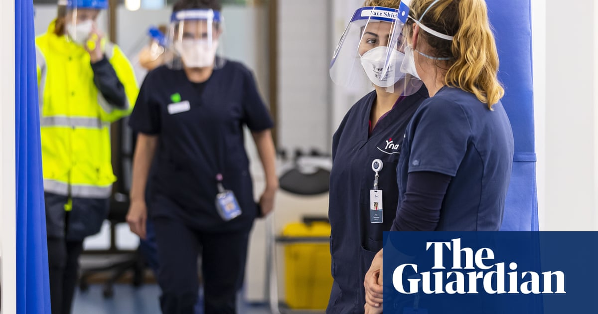 More than 2,000 healthcare workers in isolation placing hospital systems under pressure