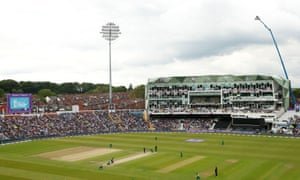 Fast bowlers will appreciate their surroundings at Headingley.