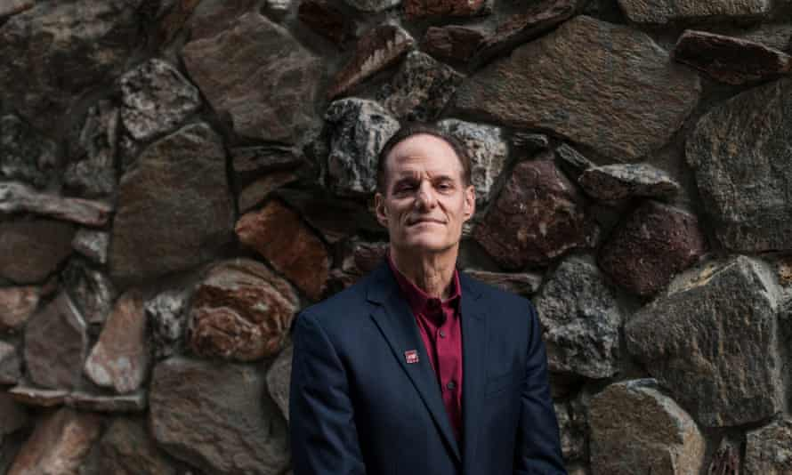Aids activist Michael Weinstein