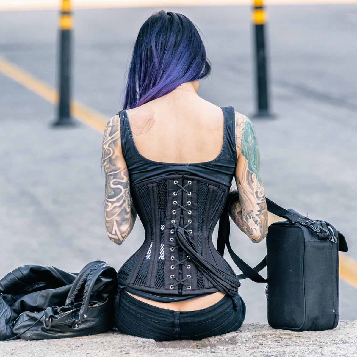 Fiction tight corset tightlacing