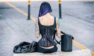 9210d59f5 What a waist: why the corset has made a regrettable return | Life ...