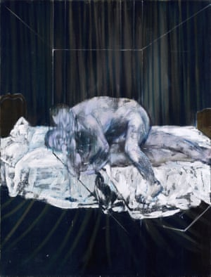 Francis Bacon S Two Figures 1953 Sex Death And Animal