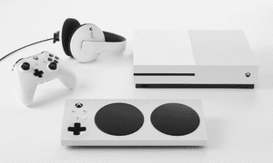 'There are millions of gamers out there with a wide variety of disabilities' … Microsoft's Xbox adaptive controller