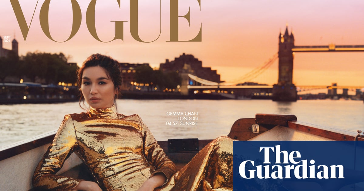 September fashion glossies hail the arrival of a post-lockdown roaring 20s