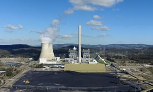 Lithgow's Mount Piper power station