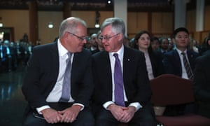 Martin Parkinson and Scott Morrison